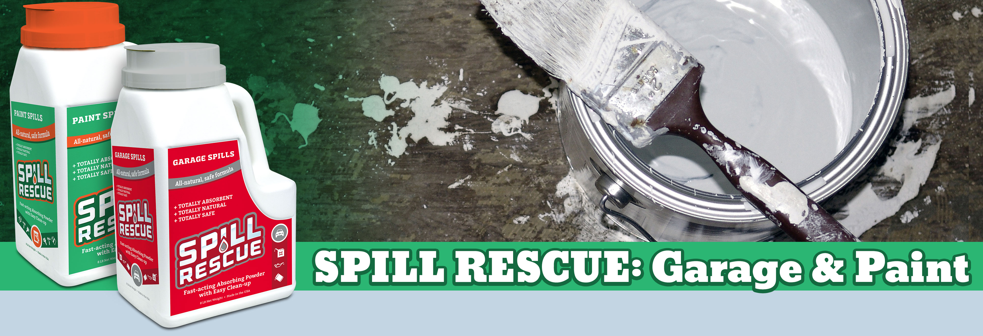 PureSky Products Spill Rescue for Garage and Paint