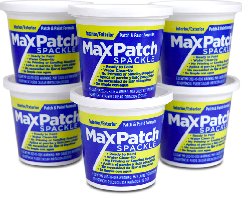 Puresky Products MaxPatch Spackle