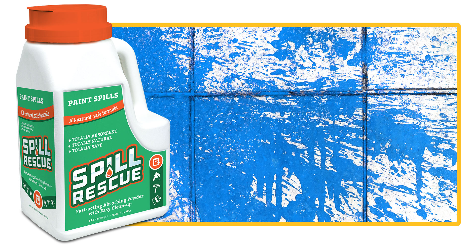 PureSky Products Spill Rescue for Paint Spills