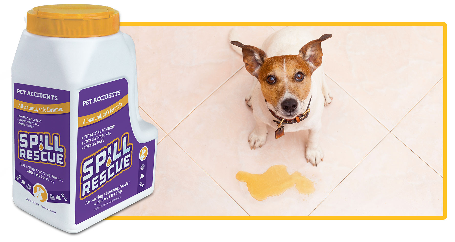PureSky Products Spill Rescue for Pet Accidents